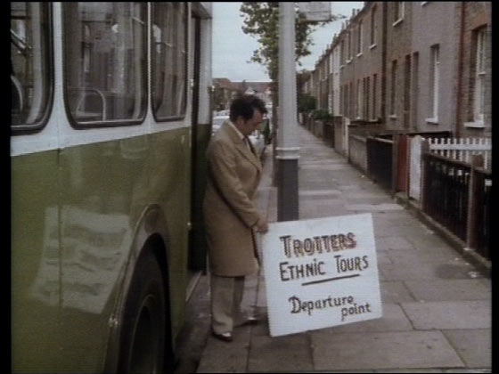 Slow Bus to Chingford Trotters Etnic Tours