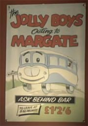 Jolly Boys Outing Poster