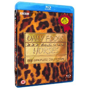 Only Fools on blu-ray