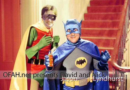 David and Nick