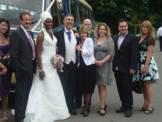 only fools and horses wedding
