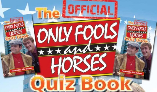 The Official Only Fools and Horses Quiz Book
