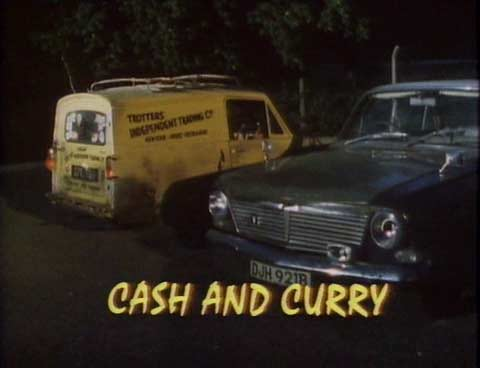 Cash and Curry Vauxhall Velox