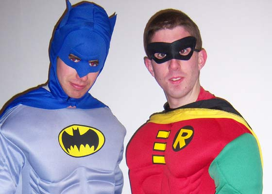 Bedford Batman