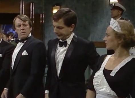 Driscoll in The Return of Mr Bean