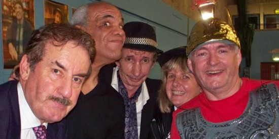 Visiting Only Fools Convention