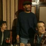 Denzil From Only Fools and Horses Meets A Massive Fan