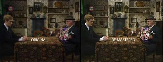 Remastered Only Fools