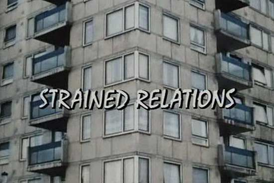 'Strained Relations' – Del's Speech