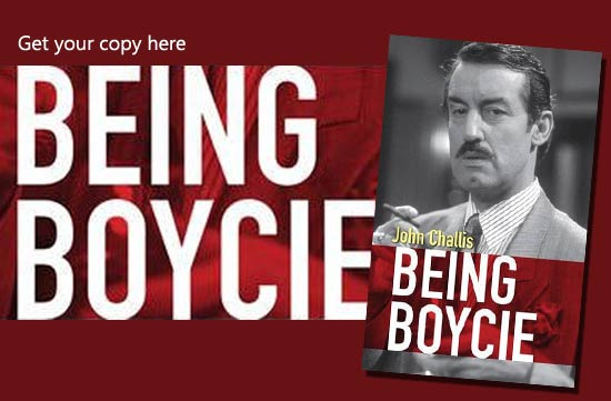 Being Boycie - The Autobiography