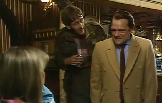 Only Fools and Horses Cuts - Anna in From Prussia with Love