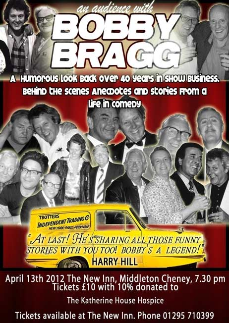 An audience with bobby bragg