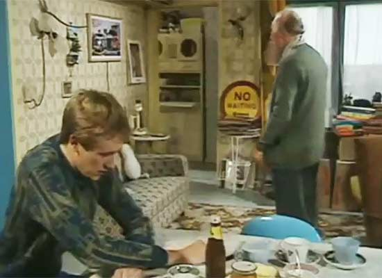 Only Fools Fan Script - For The Record
