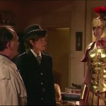 Rodney's Roman Gladiator Outfit