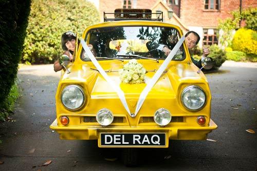 Del and Raquel The Wedding