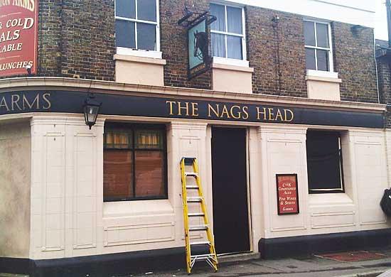 Nags Head Pub