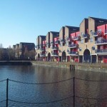 Shadwell Basin and Tobacco Road London