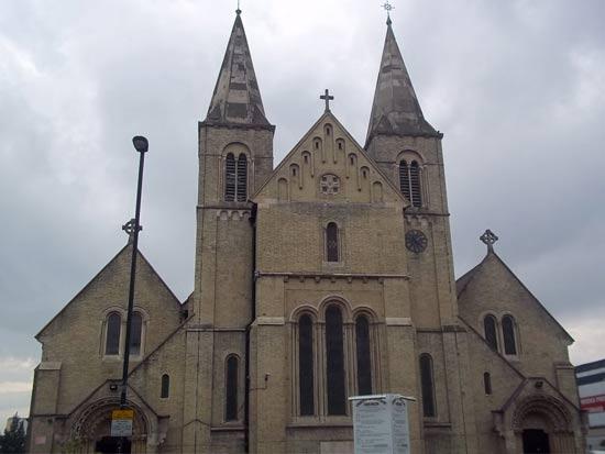 Miami Twice Church Location