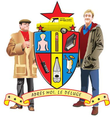 Trotters coat of arms