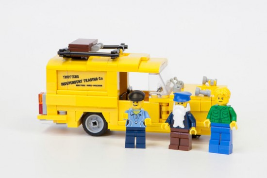 lego trotters