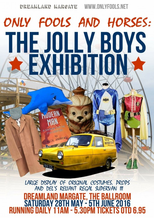 Jolly Boys Outing exhibition