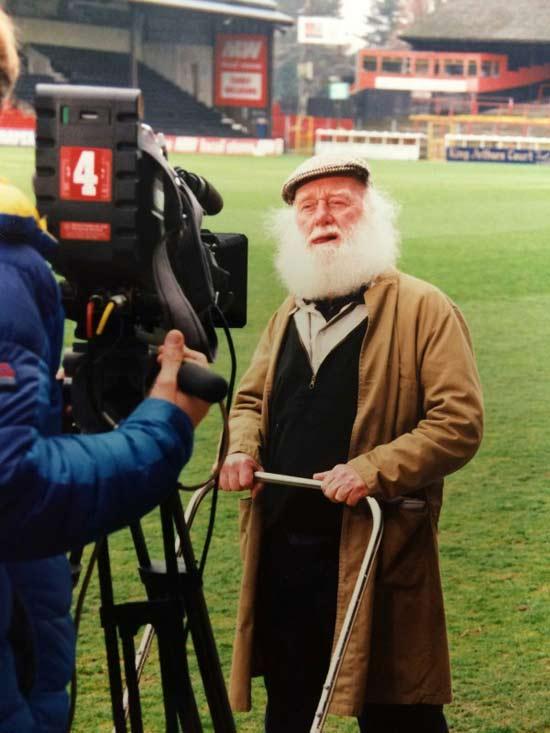 Albert at AFC Bournemouth