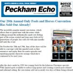 Monthly Peckham Echo