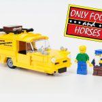 LEGO Trotter van project