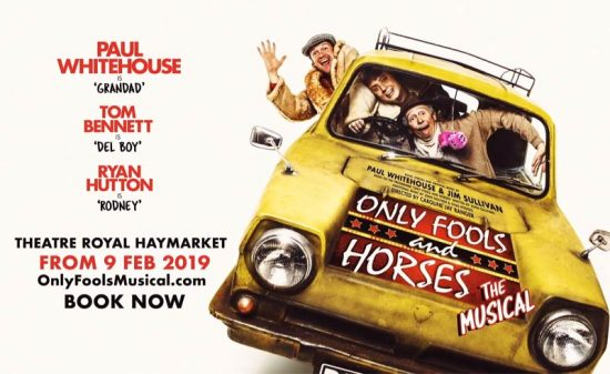 Only Fools Musical Extended