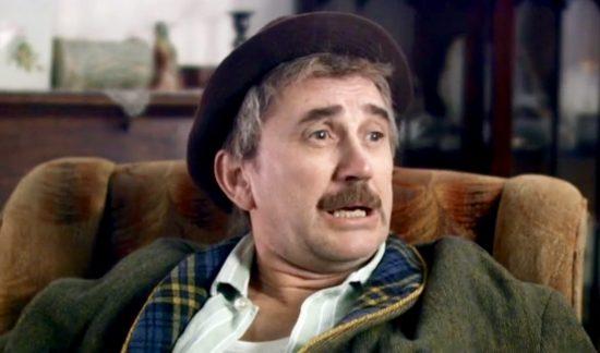 Phil Daniels (grandad in rock n chips)