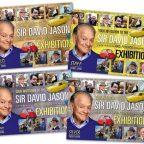 SIR DAVID JASON EXHIBITION UPDATE