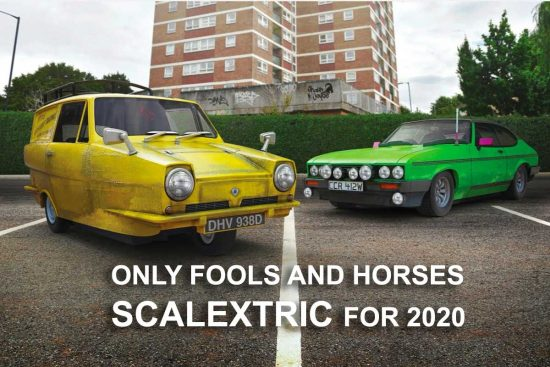 Only Fools And Horses Scalextric for 2020
