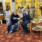 Sir David Jason exhibition 2020 Pictures and Comments