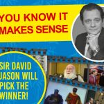 WIN A DEDICATED PHOTO FROM SIR DAVID JASON