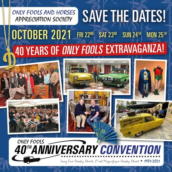 Only Fools and Horses Convention Dates For 2021