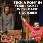 Celebrating 40 years Only Fools and Horses musical is back with an offer!