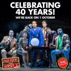 Only Fools and Horses celebrates its 40th anniversary