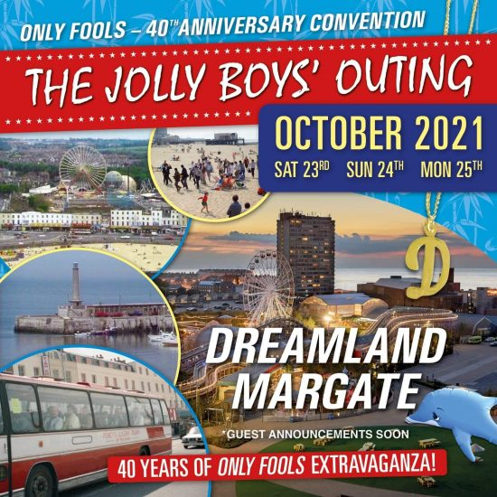 Only Fools & Horses 40th Anniversary Convention
