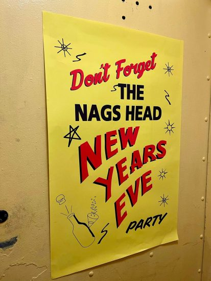 The Nags Head Poster