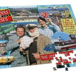 Only Fools and Horses The Jolly Boys Outing Jigsaw Puzzle