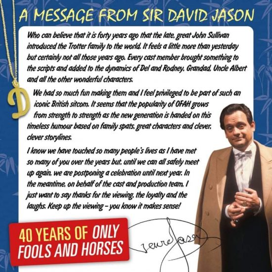 40 Years of Only Fools and Horses