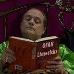 OFAH Limericks